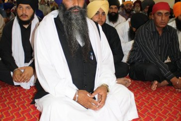Religion and sports mark Gurdwara Anniversary