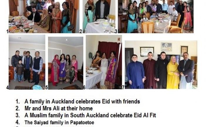 Festive spirit brings joy and fraternal bond